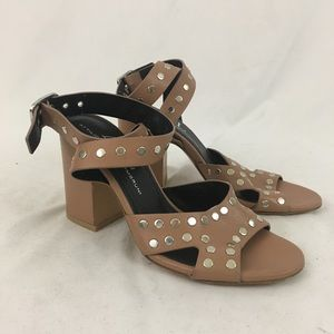 AGL Tan Heels From Nordstrom NWT